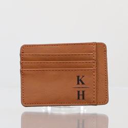 Leatherette Card Holder / Wallet