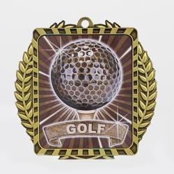 Lynx Wreath Golf Gold