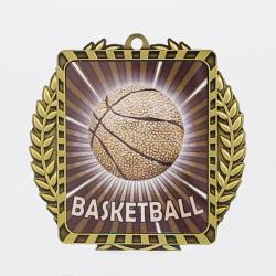 Lynx Wreath Basketball Gold