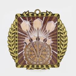 Lynx Wreath Darts Gold