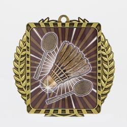 Lynx Wreath Badminton Gold