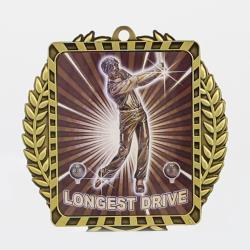 Lynx Wreath Longest Drive Gold