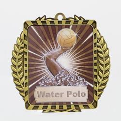 Lynx Wreath Water Polo Medal Gold