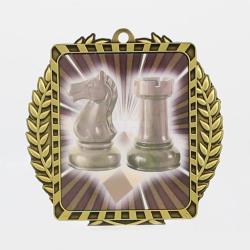 Lynx Wreath Chess Gold