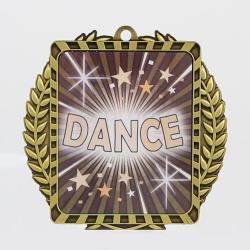 Lynx Wreath Dance Gold