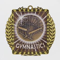 Lynx Wreath Gymnastics Gold