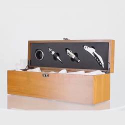Premium Wine Box with Tools