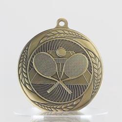 Tennis Apollo Medal 55mm Gold