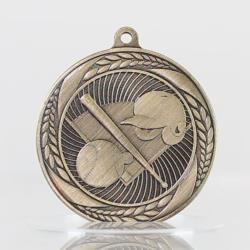 Baseball Apollo Medal 55mm Gold