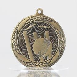 Cricket Apollo Medal 55mm Gold