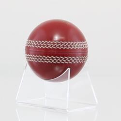 Cricket Ball Acrylic Stand