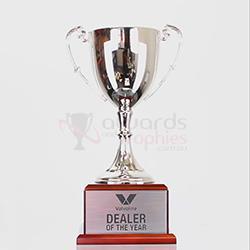 Nickel Plated Perpetual Cup