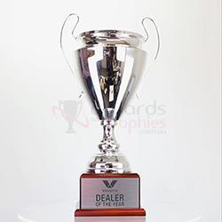 Italian Made Silver Classica Perpetual Cup