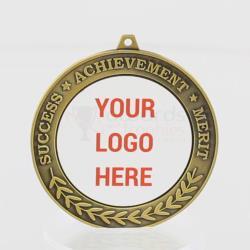 Tribute Medal 70mm Gold