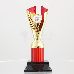 Spirit Cup Gold/Red 225mm