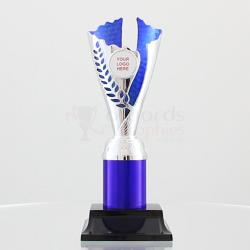 Spirit Cup Silver/Blue 225mm