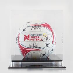 Netball Display Case