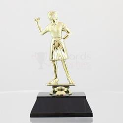 Female Darts Figurine 150mm