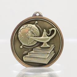 Triumph Academic Medal 50mm Gold