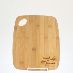 Bamboo Cutting Board Type 6