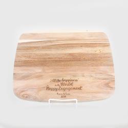 Acacia Cutting Board Type 3