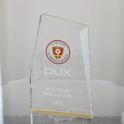 Dux Crystal Crest 150mm