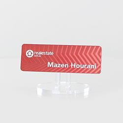 Mirror Badge F
