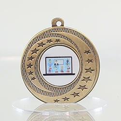 Wayfare Medal Laptop Master - Gold 50mm