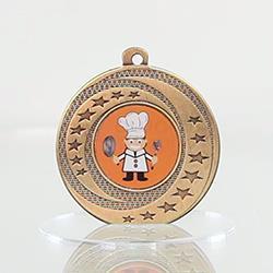Wayfare Medal Chef - Gold 50mm