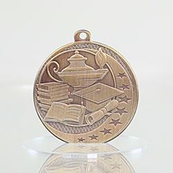 Academic Wayfare Medal Gold 50mm