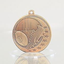 AFL Wayfare Medal Gold 50mm