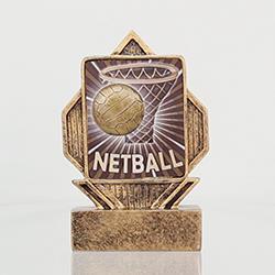 Lynx Arrow Netball Theme 130mm
