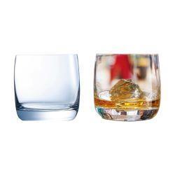 Pair of Whiskey Glasses 370ml