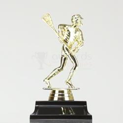Lacrosse Figurine on Base (Male) 145mm