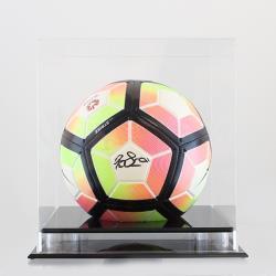 Soccer Ball Display Case