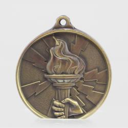 Lightning Victory Medal 55mm Gold
