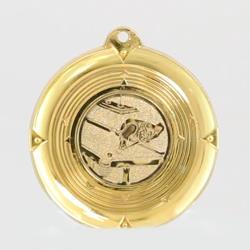 Deluxe Billiards Medal 50mm Gold