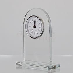 Classic Glass Clock 165mm