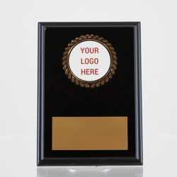 Personalised Black Wall Plaque 150mm