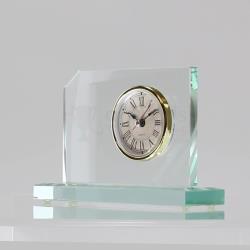 Landscape Glass Clock