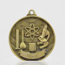Global Science Medal 50mm Gold