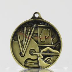 Global Art Medal 50mm Gold
