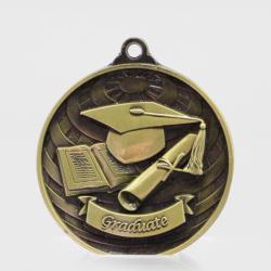 Global Graduate Medal 50mm Gold