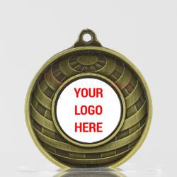 Global Personalised Medal 50mm Gold