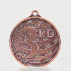 Global 3rd Place Medal 50mm