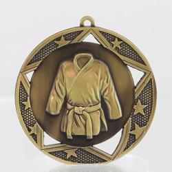 Stellar Karate Medal 70mm