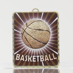 Lynx Medal Basketball 75mm