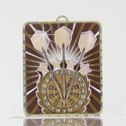Lynx Medal Darts 75mm