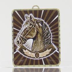 Lynx Medal Equestrian 75mm