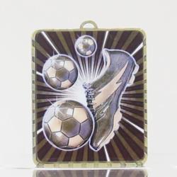 Lynx Medal Soccer Theme 75mm